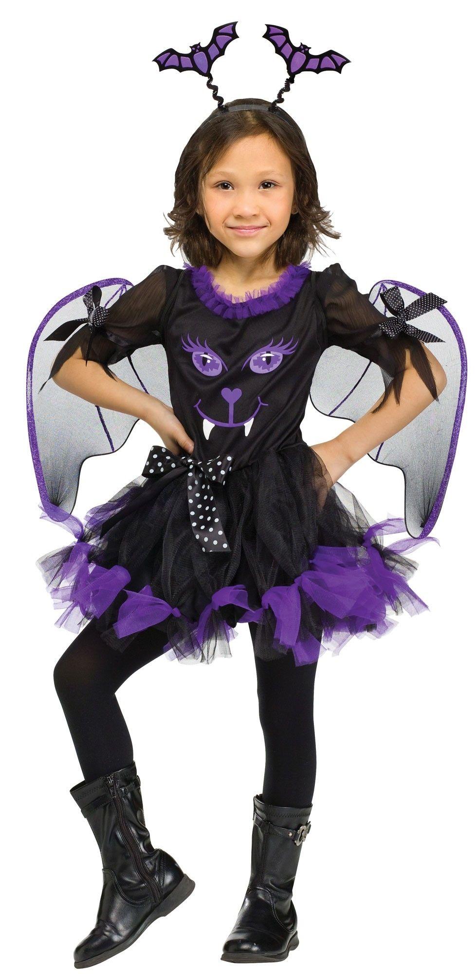 Детский костюм Летучей мыши Бэтти - купить