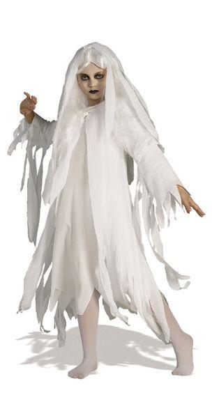 Детский костюм белого духа - купить