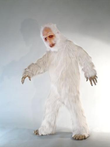 Как сделать снежного человека 774